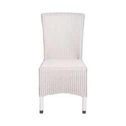 Havana Dining chair, W46 x D59 x H94cm, silver birch
