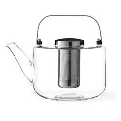 Bjorn Teapot, 1.2 litre, clear