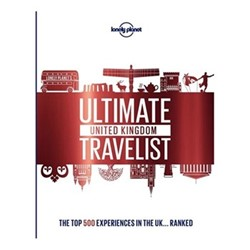 Lonely Planet Ultimate United Kingdom Travelist - Lonely Planet