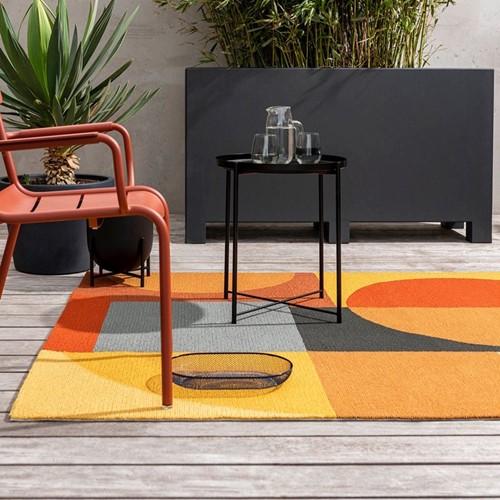 Matisse Rug, L200 x W140cm, Multi
