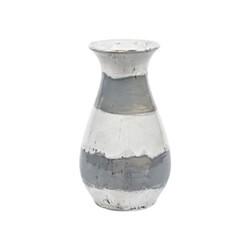 Ellingham Small vase, H20.5 x D11.5cm, fog