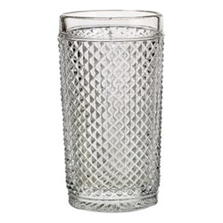 Bicos Set of 4 highballs, H14cm - 33cl, clear