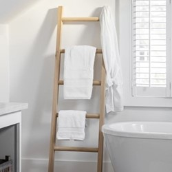 Hambledon Towel ladder, oak