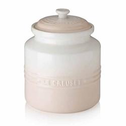 Stoneware Biscuit jar, 2.4L, meringue