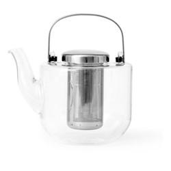 Bjorn Teapot, 0.65 litre, Clear