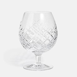 Barwell Brandy glass, clear