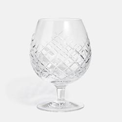 Barwell Brandy glass, clear