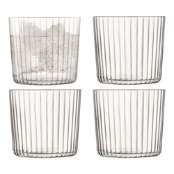 Gio Set of 4 tumblers, 310ml