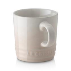 Stoneware Espresso mug, 100ml, meringue