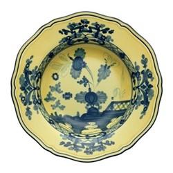 Oriente Italiano Soup plate, 24cm, citrino