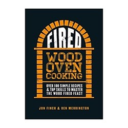Fired Cook book, black