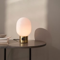JWDA Table lamp, H29 x D17cm, Polished Brass