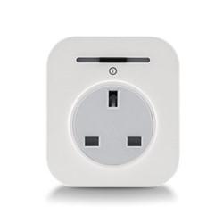 Smart Home Plug, 19 x 10 x 9cm, White