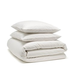 Relaxed Bed linen bundle, Super King, snow