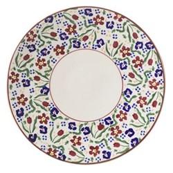 Wild Flower Meadow Everyday plate, D23.5cm