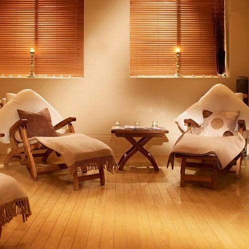 5-star espa body massage at the Balmoral spa