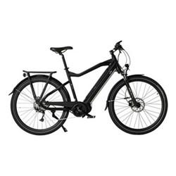 E1050 Unisex E-bike, 36V - 250W - 9 Speed, black