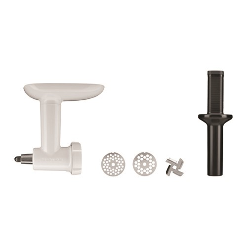 Food grinder, white