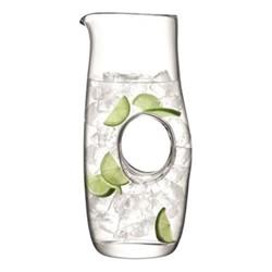Void Jug, 1.2 litre, clear