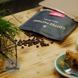 Classic Roasters choice, 4 months subscription