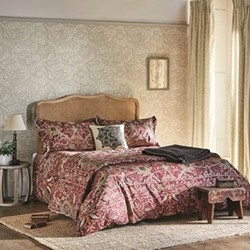Bullerswood Single duvet cover, L200 x W140cm, paprika