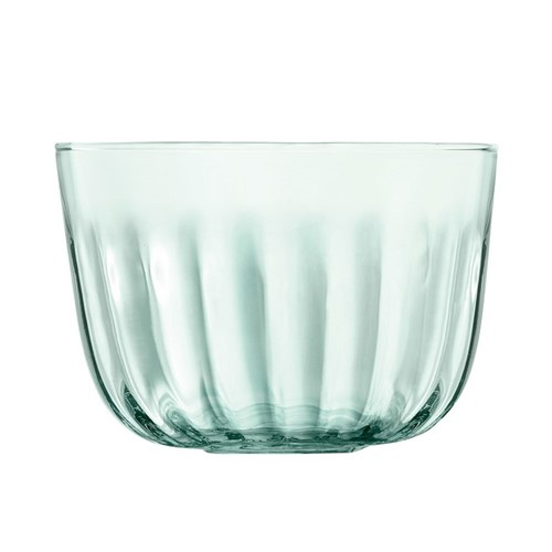 Mia Bowl Recycled Part Optic 16cm, Clear