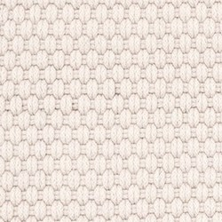 Rope Polypropylene indoor/outdoor rug, W122 x L183cm, ivory