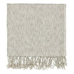Grain Throw, L130 x W170cm, sage