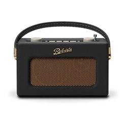 Revival Uno DAB/DAB+/FM digital radio with alarm, H14 x W21 x D9cm, black