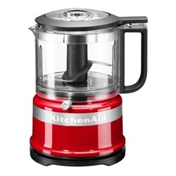 Mini Food processor, 830ml, empire red