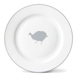 Guinea Fowl Side plate, Dia21cm
