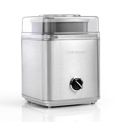 ICE30U Ice cream maker, brushed steel
