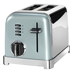 Style Collection CPT160GU 2 Slice toaster, light pistachio