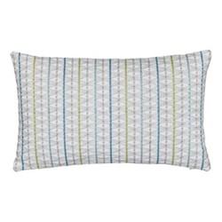 Coraline Cushion, L50 x W30cm, marine