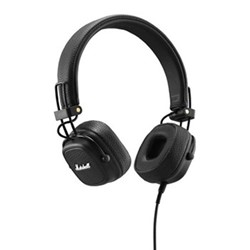 Major III On-ear headphones, black