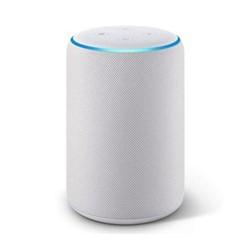 Echo Plus smart speaker, white