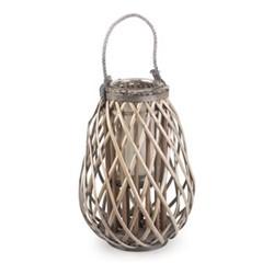 Raindrop Lantern, H41 x W30 x L30cm, willow