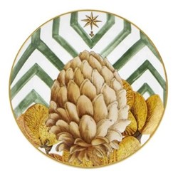 Amazonia Bread and butter plate, 16cm, green