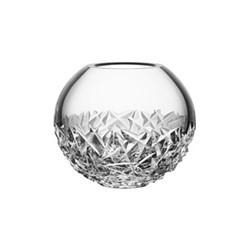 Carat Globe vase large, H16.8 x W20.4cm, glass