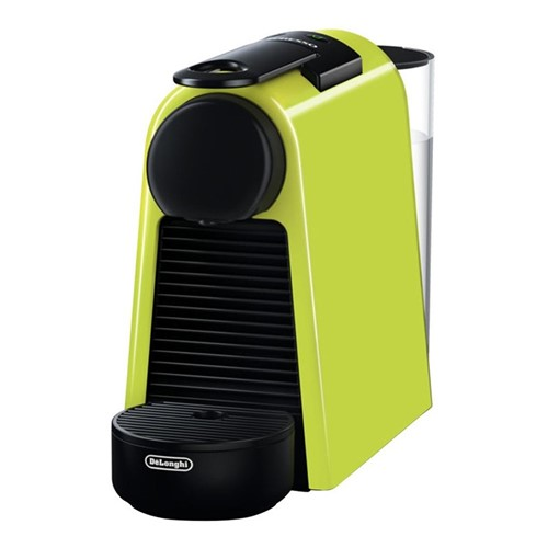 Essenza Mini Coffee machine by Magimix, lime green