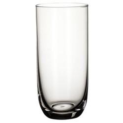 La Divina Set of 4 long tumblers, 440ml, crystal glass
