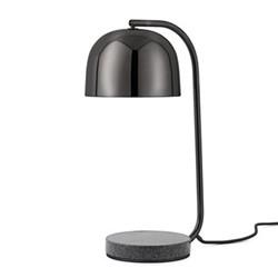 Grant Table lamp, H45 x L18cm, Black