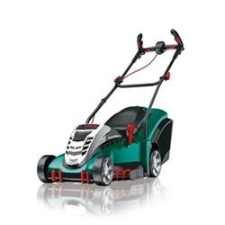 Rotak 43 LI Ergoflex Cordless lawnmower, 36V Lithium-ion battery, green