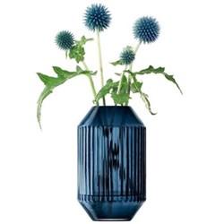 Rotunda Vase Sapphire 15cm, Blue