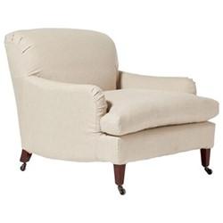 Coleridge Armchair, H88 x D90 x W105cm, natural