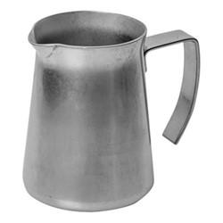 Original Vintage Milk jug, stainless steel