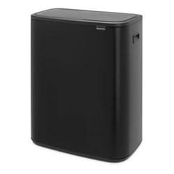 Bo Touch bin, 30 litre, matt black