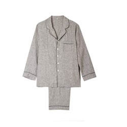 Pyjama set - small, grey
