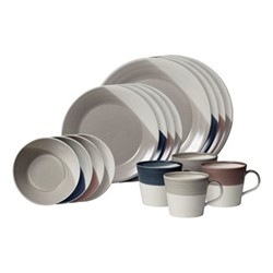 Bowls of Plenty 16 piece dinnerware set