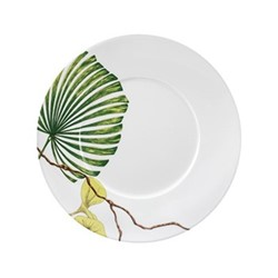Ikebana - Envie Set of 6 dessert plates, 21.5cm, Palme